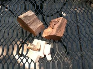 Wood Chunks