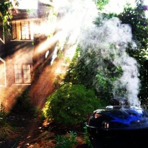 Morning Smoke