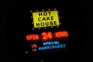 Hot Cake House