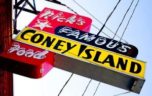 Nicks Coney Island